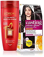 Casting 200 + LP Color Protect Shampoo 175ml
