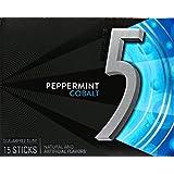 5 Gum Peppermint Cobalt -15 Sticks