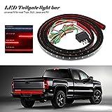 YUnnuopromi 48 Zoll LED-Streifen Leuchte, Bar-rückwärts Bremse, Signal Schwanz für LKW-SUV-van