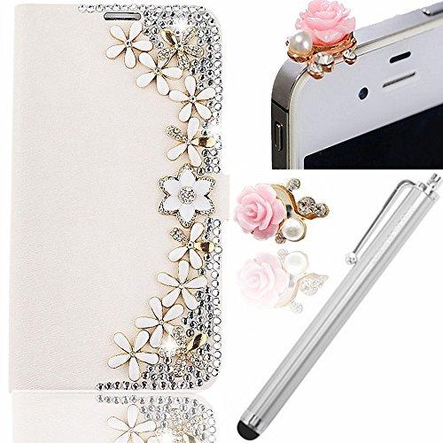 vandot-3-in1-set-di-accessori-di-lusso-con-cristalli-custodia-a-libro-flip-pellicola-chiusura-magnet