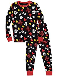 Disney Pelele Mickey Ghette Unisex-Adulto