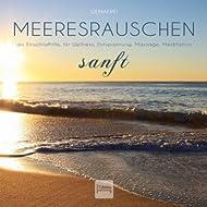 Meeresrauschen (sanft) als Einschlafhilfe, für Wellness, Entspannung, Massage, Meditation - gemafrei