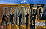 James Bond Collection 23-Disc Box Set ( Skyfall / Quantum of Solace / Casino Royale / Die Another Day / The World Is Not Enough / Tomorrow Never Dies / GoldenE [ Dänische Import ] (Blu-Ray)