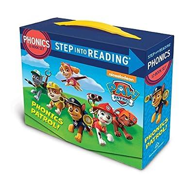 Paw Patrol Phonics Box Set (Step into Reading: Paw Patrol) por RANDOM HOUSE INC