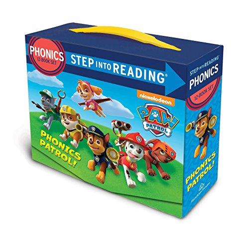 Paw Patrol Phonics Box Set Cover Image