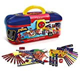 Canal Toys - CT41244 - Loisir Créatif - Spiderman - Mallette d'Activités...