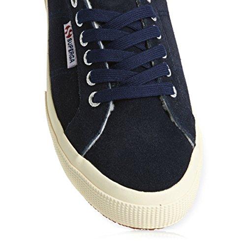 Superga 2750 Suebinu, Baskets mode mixte adulte blue