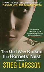 By Stieg Larsson The Girl Who Kicked the Hornets' Nest: 3 (Millennium Trilogy) (OME) [Paperback]