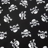 Toggles Halstuch für Hunde / Welpen, Motiv Piratenflagge - 2