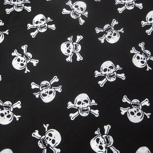 Toggles-Jolly-Roger-Puppy-and-Dog-Bandana-Extra-Small