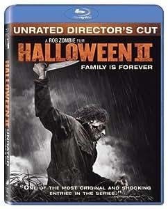 Halloween II: Unrated Director's Cut [US Import] [Blu-ray]  [2009]