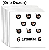 One Dozen Gatorade G Towels by Gatorade