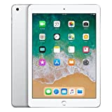 Apple iPad 128GB Silver tablet - Tablets (24.6 cm (9.7'), 2048 x 1536 pixels, 128 GB, iOS 11, 469 g, Silver)