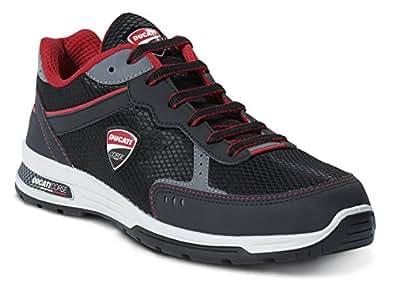 Ftg chaussures de s curit pour homme noir noir 45 eu chaussures et sacs - Amazon chaussure de securite ...