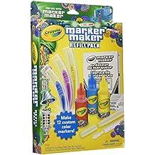 Crayola - Marker Maker Fábrica de Rotuladores, recambio (74-7055)