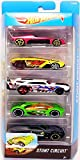 HotWheels Stunt Circuit Set Of Five Car ...