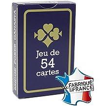 Ducale - Jeu de cartes - Jeu de 54 cartes gauloise