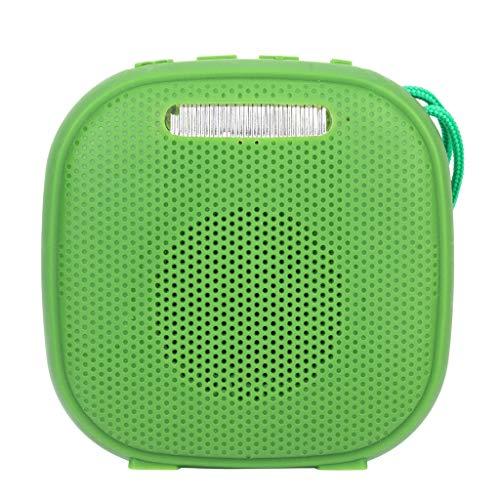 VICKY-HOHO HiFi Portable Bluetooth Stereo Sound SD