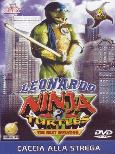 Leonardo Ninja turtles - The next mutation - Caccia alla stregaVolume05