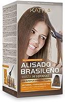Kativa Keratina Agan Oil Brazilian Straightening Kit