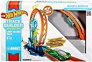 Hot Wheels Track Builder Accesorios para Pistas de Coches Acelerador de Loop (Mattel GLC90) , color/modelo sur
