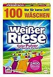Weißer Riese Color Pulver Waschmittel
