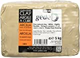 Gedeo 5 Kg Kiln Fired Clay, White