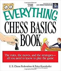 The Everything Chess Basics Book by Peter Kurzdorfer (2003-07-01)