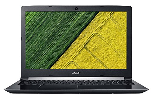 Acer Aspire A515-51G Laptop (Linux, 4GB RAM, 2000GB HDD) Black Price in India