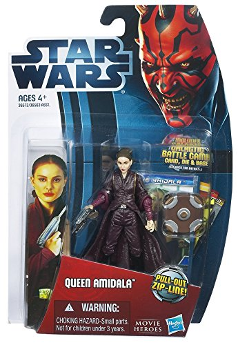 Queen Amidala with