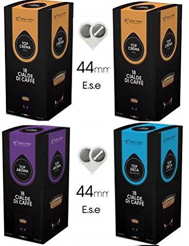 Set Monodosis Capsulas Ese Cafés Variados 79 unidades