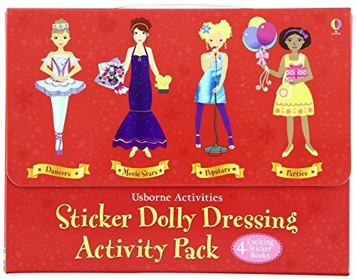 Sticker Dolly Dressing Activity Pack by Not Known (2014-08-15) (Sticker Dolly 2014)