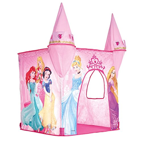 Worlds Apart Disney Prinzessin: Pop-up-Schloss-Spielzelt (Tiana Prinzessin Spiele)
