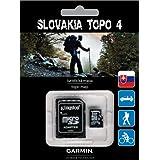 Garmin Slowakei TOPO v4 Topographische Karten für die Slowakei