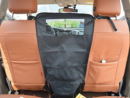 Chytaii Auto Sicherheitsnetz Haustier Barrier Auto Rücksitz Barriere Hunde Sicherheitsnetz für Auto Rücksitz -