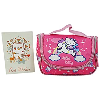 Hello Kitty Magic Dream Make Up Bag Bolsos Neceser Vanity Estuche