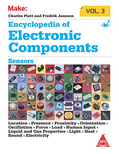 Make: Encyclopedia of Electronic Components Volume 3