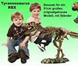 XL Tyrannosaurus Rex Skelett 91cm