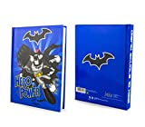 MEDIA WAVE store Diario scuola 10 mesi 614569 BATMAN agenda scuola super hero power
