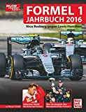 Formel 1 Jahrbuch 2016: Der große Saison-Rückblick