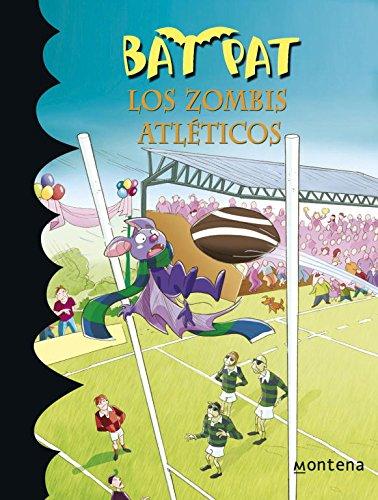 Portada del libro Bat pat 11: los zombis atléticos