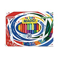Carioca Stereo Magic20 Special Erasable/Change Color Ink Markers