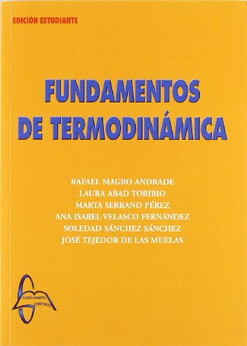 Fundamentos de termodinamica por Aa.Vv.