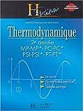 Thermodynamique 2e année MP-MP*/¨PC-PC*/PSI-PSI*/PT-PT*