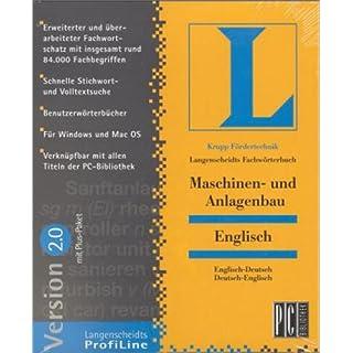 Fachwörterbuch Maschinen-u. Anlagenbau