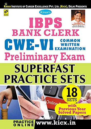 Book For Ibps Clerk Exam