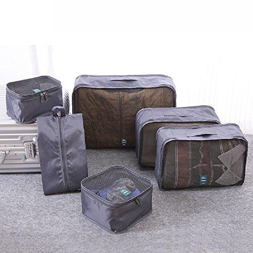 kc-travel-bag-organizer-set-with-shoe-bag-laundry-bag-set-of-6-gery