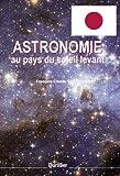 Astronomie au pays du soleil levant