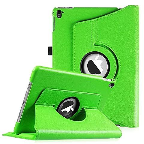 Fintie iPad Pro 9.7 Zoll Hülle - 360 Grad Rotierend Stand Smart Cover Case Schutzhülle Tasche Etui mit Auto Schlaf / Wach Funktion für Apple iPad Pro 9.7 Zoll (2016 Modell) -