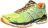 519X4Q%2BK%2BnL. SL160  BEST BUY #1ASICS Gel Nimbus 16, Mens Training Running Shoes, Yellow (Flash Yellow/Silver/Emerald Green 793), 7 UK, 41.5 EU